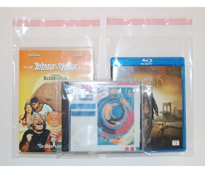 forseglingsposer cd dvd