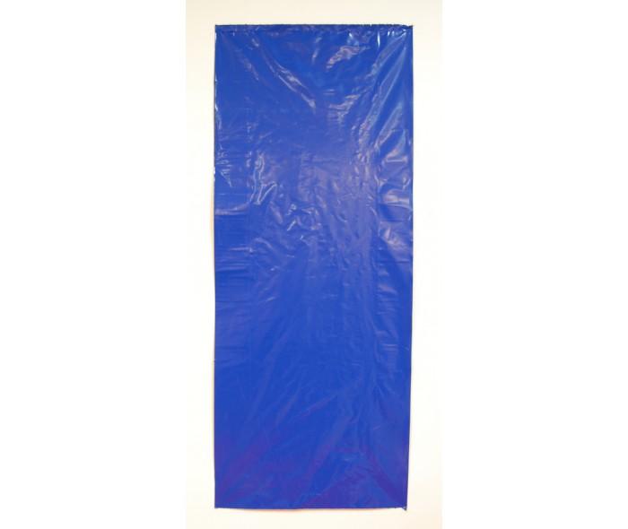 Plastsekk blå