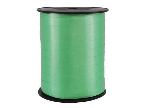 Polysheenbånd, lys grønn