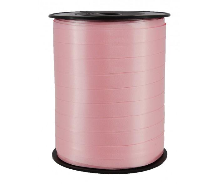 Polysheenbånd, rosa