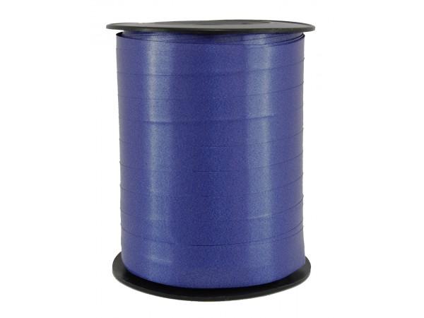 Polysheenbånd, marineblå