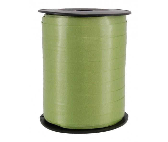 Polysheenbånd, mosegrønn