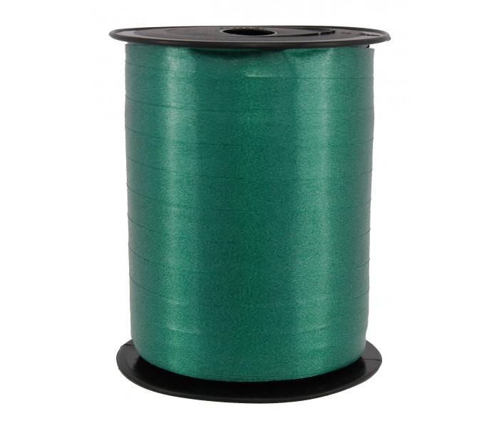 Polysheenbånd, mørk grønn