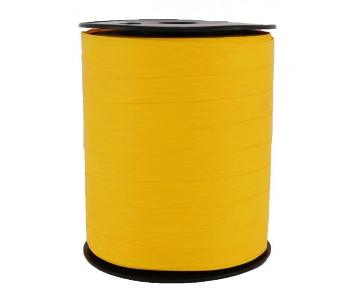 Matt bånd, gul