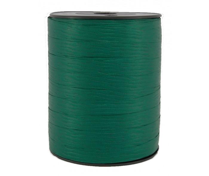 Matt bånd, mørk grønn