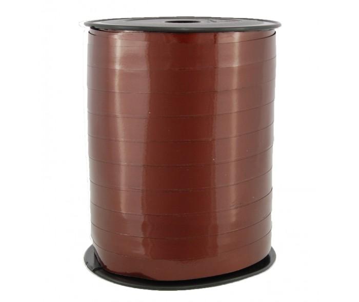 Metallic bånd, brun