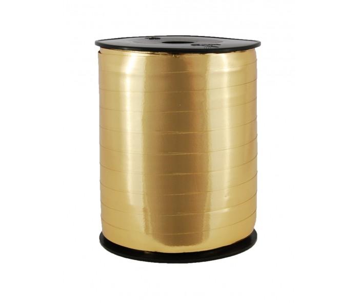 Metallic bånd, gull