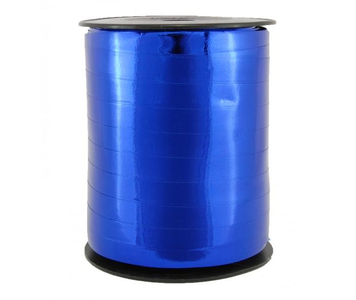 Metallic bånd, blå