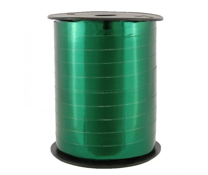 Metallic bånd, mørk grønn