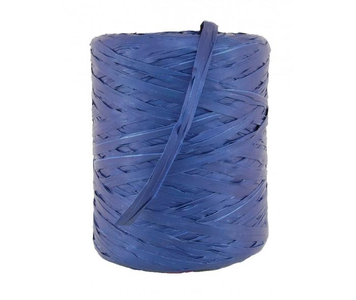 Raffia bånd, marineblå