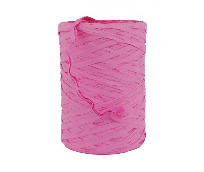 Raffia bånd, rosa