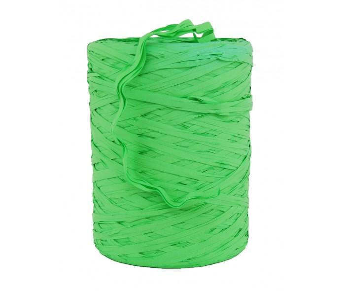 Raffia bånd, lys grønn