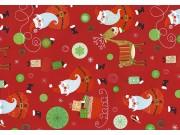 Julepapir F-6834