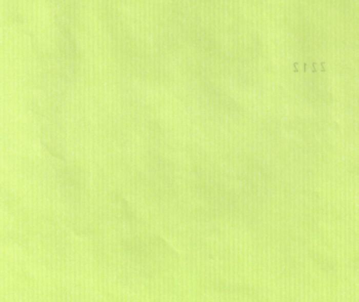 Gavepapir F-2212 Lys grønn
