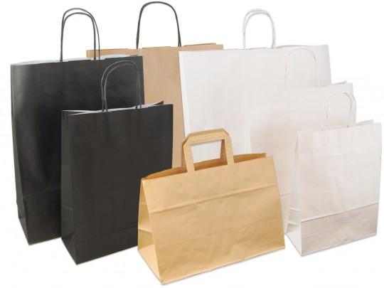Bæreposer, papir