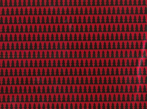 Julepapir F-8650 Metallisert