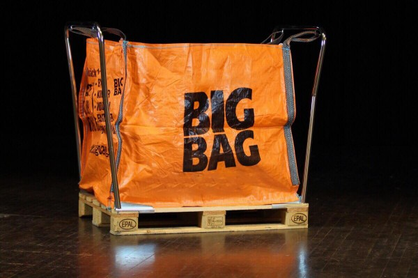 Big bag stativ EUR-pall