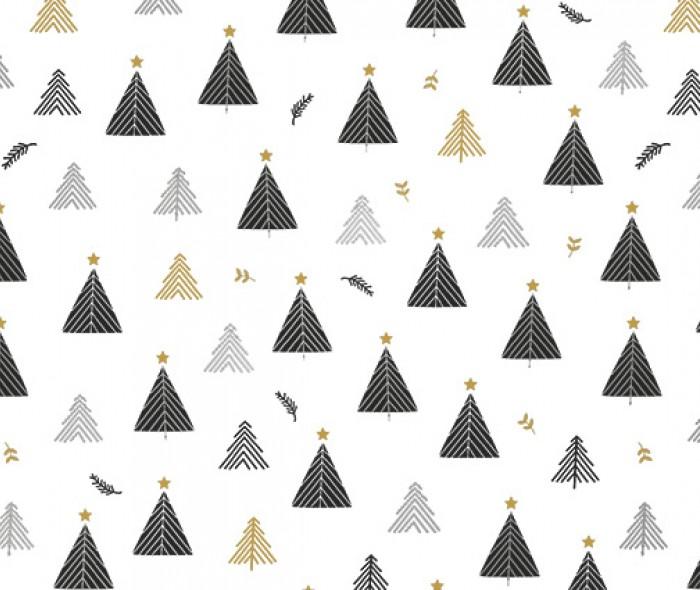 Julepapir R-27104M Metallisert