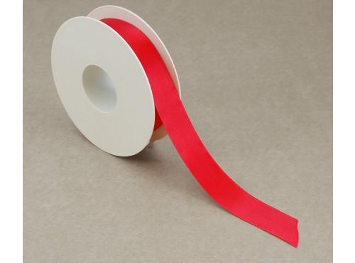 Silkebånd, rød