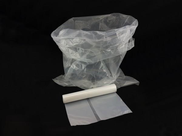 Avfallssekker 100 L. transparente